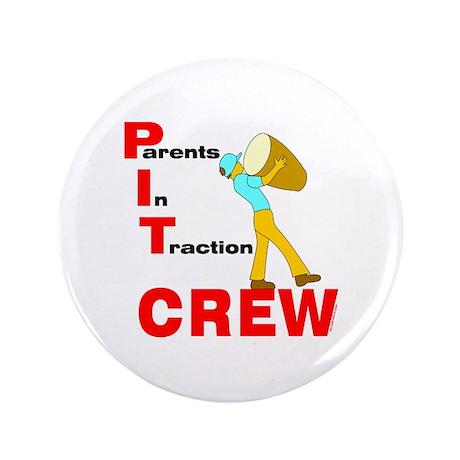 "Pit Crew Band Parent 3.5"" Button (100 pack)"