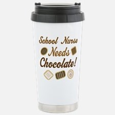 Unique Chocoholic Travel Mug