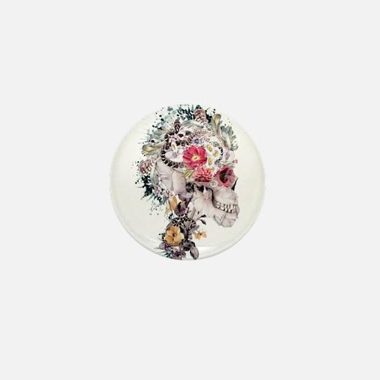 Momento Mori X Mini Button