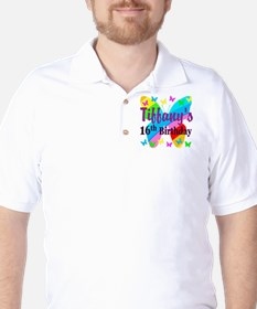 PERSONALIZED 16TH T-Shirt