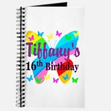PERSONALIZED 16TH Journal