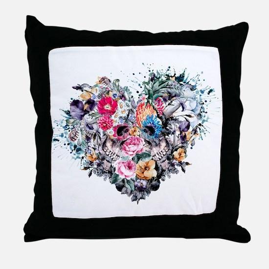 Love Forever Throw Pillow