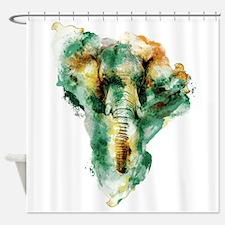WILD AFRICA Shower Curtain