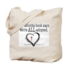Cute China adoption Tote Bag