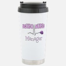 Cute Neuro nurse Travel Mug
