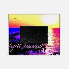 Unique Jamaica Picture Frame