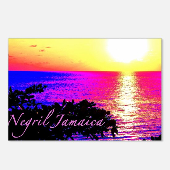 Funny Jamaica Postcards (Package of 8)