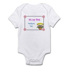 It's my first Mother's Day Infant Bodysuit