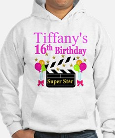 PERSONALIZED 16TH Hoodie