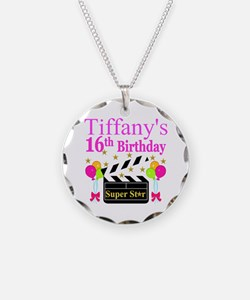 PERSONALIZED 16TH Necklace