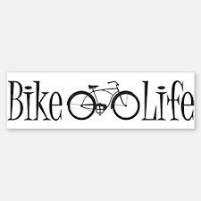 Bike Life Bumper Bumper Bumper Sticker
