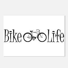 Bike Life Postcards (Package of 8)