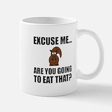Squirrel Eat That Mugs