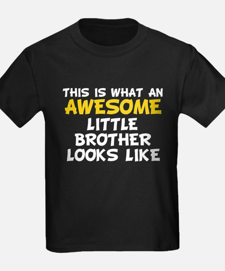 Awesome Little Brother T-Shirt