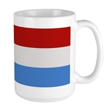 """Luxembourg Flag"" Mug"