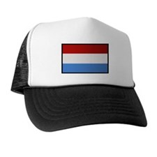 """Luxembourg Flag"" Trucker Hat"