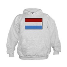 """Luxembourg Flag"" Hoodie"