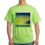 11.perfect beach..? Green T-Shirt