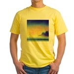 11.perfect beach..? Yellow T-Shirt