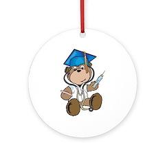 Nurse Graduation Ornament (Round)