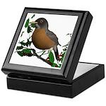 American Robin Keepsake Box
