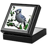 Blue Jay Keepsake Box