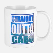 Straight Outta Cabo Mugs