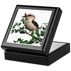 Kookaburra Keepsake Box