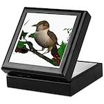 House Wren Keepsake Box