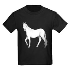 Color On Color Horses T-Shirt