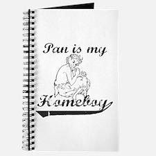 Pan is my Homeboy Journal
