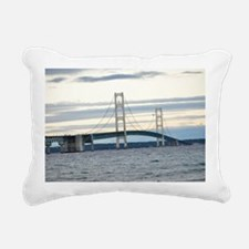 Cute U.p Rectangular Canvas Pillow
