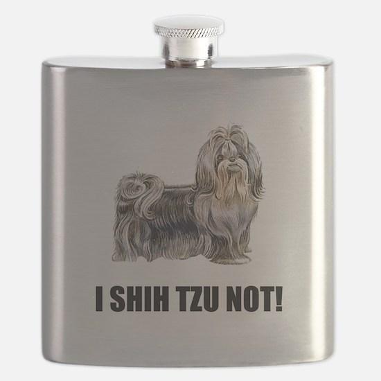 Shih Tzu Not Flask