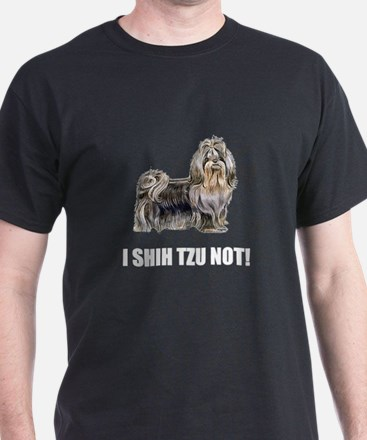 Shih Tzu Not T-Shirt