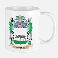 Mackin Coat of Arms - Family Crest Mugs