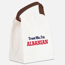Trust Me, I'm Albanian Canvas Lunch Bag