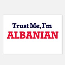 Trust Me, I'm Albanian Postcards (Package of 8)
