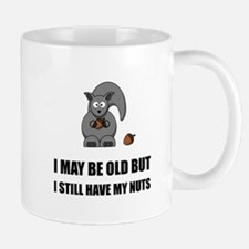 Old Squirrel Nuts Mugs