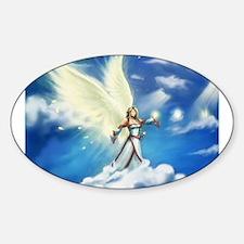 Angel skies Decal