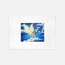 Angel skies 5'x7'Area Rug