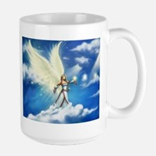 Angel skies Mugs