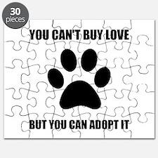 Adopt Love Puzzle