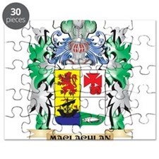 Maclachlan Coat of Arms - Family Crest Puzzle
