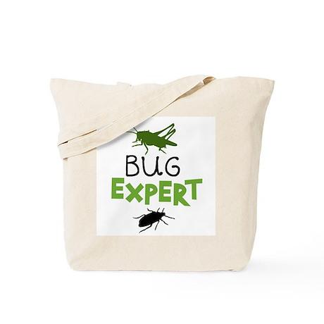 Bug Expert Tote Bag