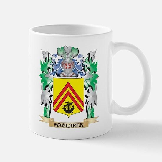 Maclaren Coat of Arms - Family Crest Mugs