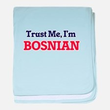 Trust Me, I'm Bosnian baby blanket