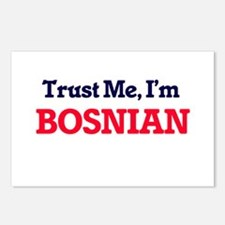 Trust Me, I'm Bosnian Postcards (Package of 8)