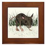 Mouse Framed Tile