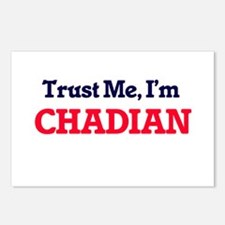 Trust Me, I'm Chadian Postcards (Package of 8)