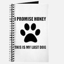 My Last Dog Journal